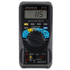 Digital multimeter AC/DC 300V 10A
