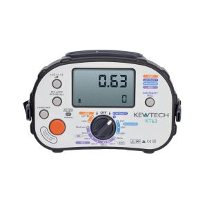 Digital multi-function 5 in 1 ATT with polarity check