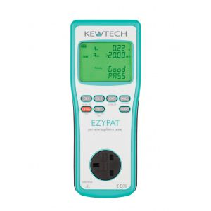 Battery operated PAT tester