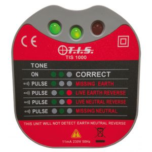 Socket Tester with Buzzer