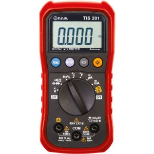 Auto-ranging multimeter