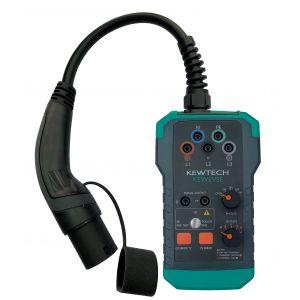 Universal EVSE testing adapter