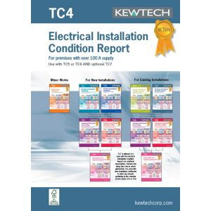 18th Edition Certification Book - Part P / Survey Schedule & Test