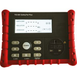 Safety PAT Plus PAT Tester