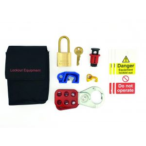 Electricians Lockout Kit