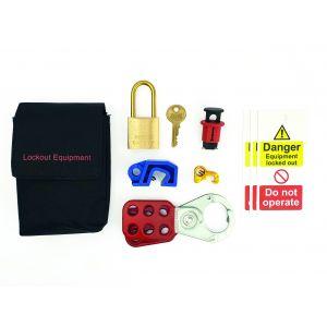 Electricians Lockout Kit