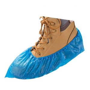 Disposable One Size Overshoe Covers - Box of 100