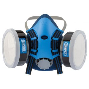 Combined Vapour and Dust Filter Respirator