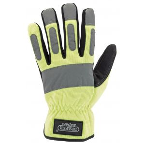 High Visibility Gloves - Large