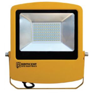 LED Industrial Floodlight - 50W 110V