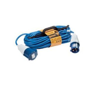 25M 240V H Frame Extension Leads - 16A 1.5mm