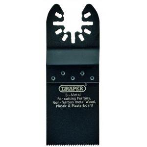 Oscillating Multi-Tool Plunge Cutting Blade - 34mm Bi-Metal