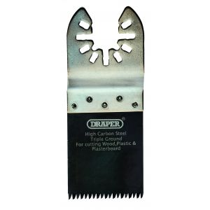 Oscillating Multi-Tool Plunge Cutting Blade - 34mm high carbon steel triple ground