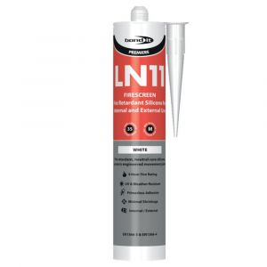 Fire Rated Silicone Sealant White 300ml