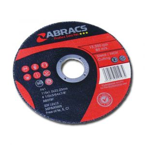 Cutting Disc for Metal 115x1x22mm