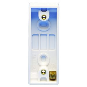 Surface Pattress Boxes - 16mm 1 gang architrave
