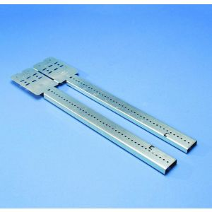 Telescopic Stud Rail Mounting bracket for Back Boxes