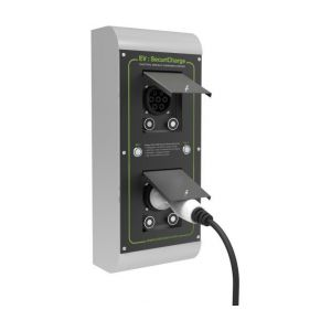 Securi Charge - 2 x 7.2kW (32A) type 2 sockets