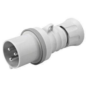 Industrial Plugs - IP44 rating - 3P+N+E 16A 400V 6H