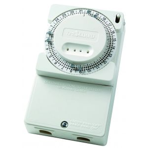 Analogue Immersion Heater Controller - 24 hour pin