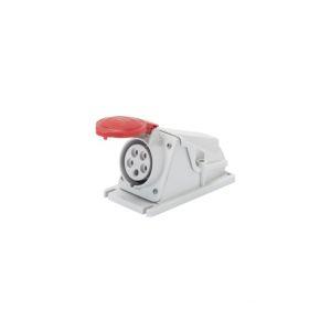 IP44 & IP67 90 degree Surface Sockets - 3P+N+E 16A 400V 6H
