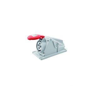 IP44 & IP67 90 degree Surface Sockets - 3P+E 32A 400V 6H