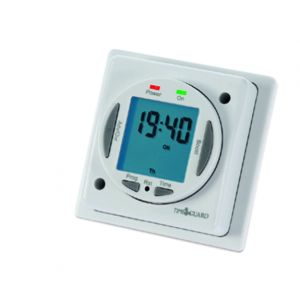 Digital Immersion Heater Controller - 7 day compact immersion