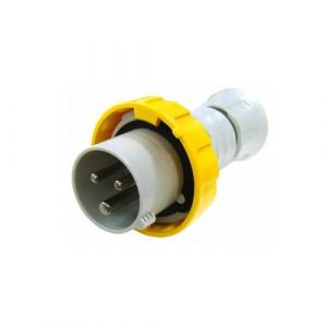 Industrial Plugs - IP67 rating - 2P+E 16A 110V 4H