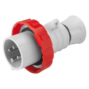 Industrial Plugs - IP67 rating - 3P+E 16A 400V 6H