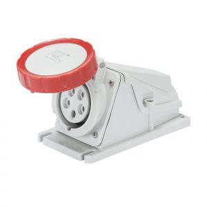 IP44 & IP67 90 degree Surface Sockets - 3P+E 16A 400V 6H