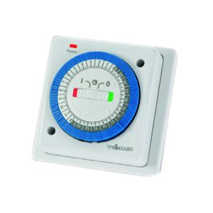 Compact Time Controllers - 24 hour compact immersion
