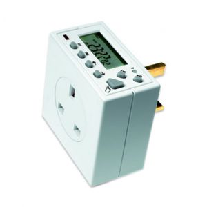 Plug-In Digital Time Controller - 7 day
