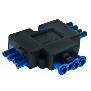 20A 4 pin splitter (1 in 2 out)