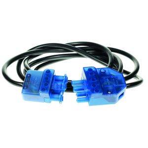 6A 4 pin flow extension cable - 2 metre