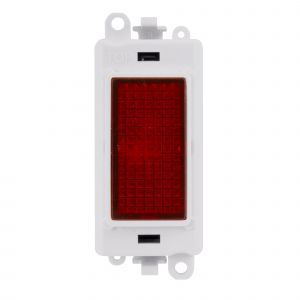 Accessories - Red neon indicator