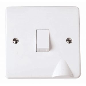 20AX DP Plate Switches with flex outlet