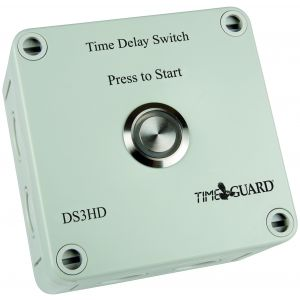 Electronic outdoor IP65 delay switch