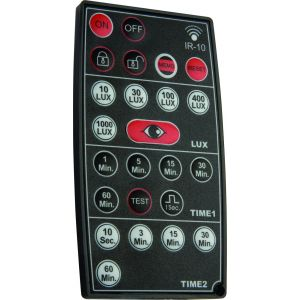 Presence Detectors - Infra-red remote control