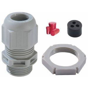 Plastic IP68 Cable Gland LSF - ESKV 40/MFD 2 x 25mm + 1 x 16mm