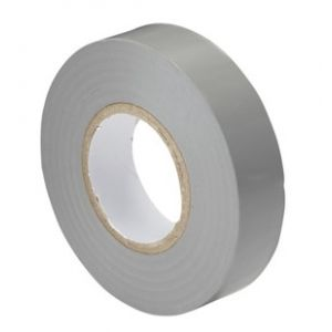 Insulating Tape - 19mm x 33m Grey