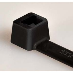 Cable Ties - 198 x 3.6mm Black