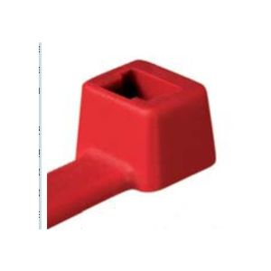 Cable Ties - 202 x 4.6mm Red