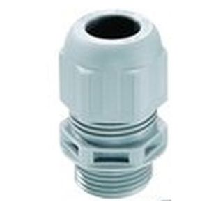 IP68 Nylon Cable Glands - 25mm (Qty 4) - Grey