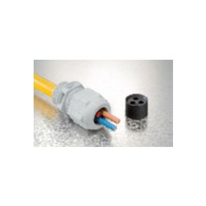 Cable Reducing Inserts - MFD Cable insert - 3 x 2.5-4mm Pk3
