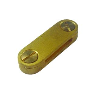 Earthing Accessories - DC tape clip 25mm x 3mm