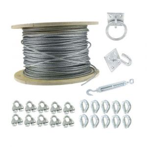 Catenary Wire Kit 30M