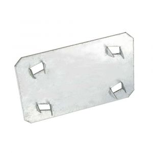 Cable Safety Plate 54 x 80mm