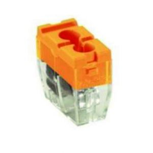 Push-in Wire Connectors - 2 way pk10
