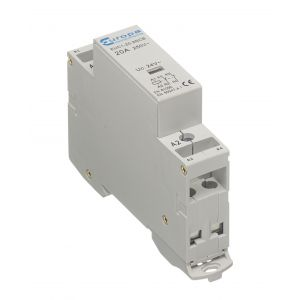 Modular Contactor For Metalclad Enclosures - 2 pole N/O 20A (230V AC coil)