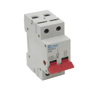 Main Switch Isolator - 100A DP
